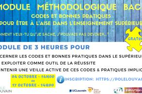Module Méthodologique BAC 1
