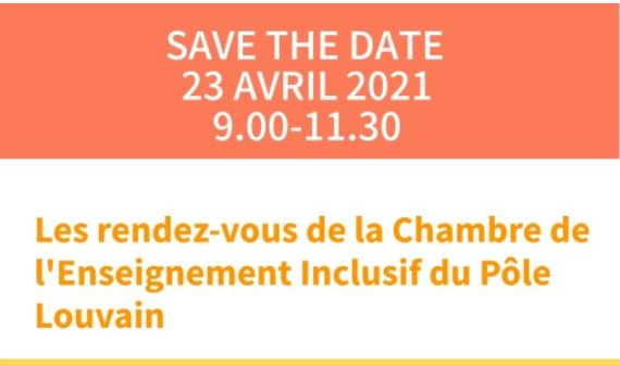 Save the Date VISUEL